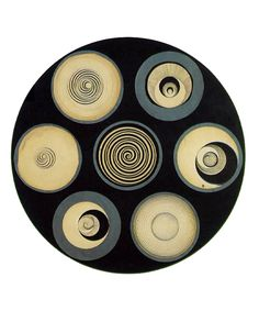 Disks Bearing Spirals, 1923. Marcel Duchamp Duchamp believed that the eye retains an image for a fraction of a second after it diappears. In...