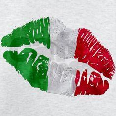 Italian Kiss   Cafepress.com