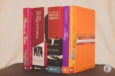 Box Clássicos de Luxo, da Zahar Estante de Luxo www.estantedeluxo.com.br