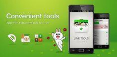 LINE Tools, herramientas al más puro estilo LINE  http://www.xatakandroid.com/p/88657