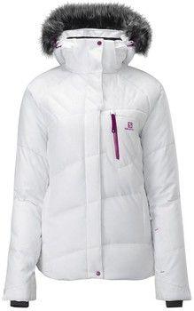 Salomon, Salomon PIC Down Jacket Womens, Ski Clothing, Ski Jackets