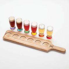 Script Initial Personalized 7-Piece Tasting Set (Initial N)