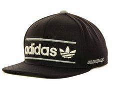 adidas Originals Heritage Snapback Cap Hats