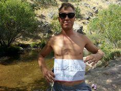 Iñaki - Horcajuelo de la Sierra 30/08/2014 Apoya la campaña #GREIMPAC con una foto!