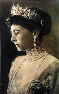 Königin Sophie von Griechenland, Queen of Greece