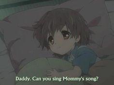 ;-; me cantas la cancion de mami :'''''(
