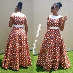 Ankara MAXI DRESS @nedim_ designs