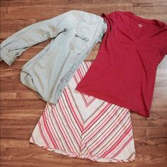 Spotted while shopping on Poshmark: Old navy skirt! #poshmark #fashion #shopping #style #Old Navy #Dresses & Skirts
