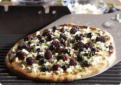 Driscoll's Berry Pizza. | Driscolls.com