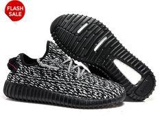 Adidas Yeezy Boot - Chaussure de Adidas Pas Cher Pour Homme Noir/Blanc