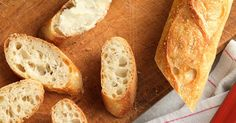 Easy Crusty Baguettes Recipe | King Arthur Flour