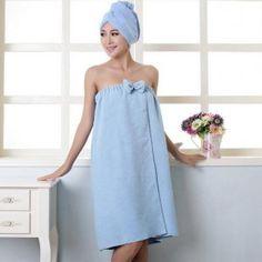 Type: Bath TowelMaterial: Microfiber FabricFeature: Quick-DryPattern: Yarn DyedStyle: PlainTechnics: NonwovenShape: SquarePattern Type: SolidDisposable: NoWeight: see the pictureAbsorption: good Sleeping Gown, Towel Dress, Body Spa, Body Wraps, Jacket Pattern, Lingerie Sleepwear, Knitting Socks, Plus Size Women, Bath Towels