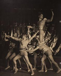Serge Lifar and the Ballets Russes