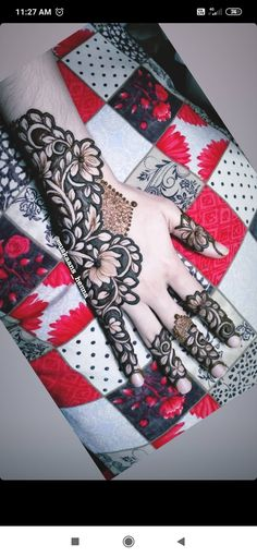 Mhndi Design, Modern Design, Unique Mehndi Designs, Mehendi, Henna, Quilts, Cards, Contemporary Design, Quilt Sets