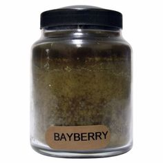 Spice and Bayberry Scented Keeper's of the Light Jar Candle 6 oz Baby Jar, 30 hr. Earthy scent blended with bayberry, fir, balsam nutmeg and spice. Super-scented from beginning to end of the jar. #SimplyAbundant #Candle #CheerfulGiver #Keepersofthelight