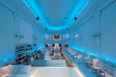 The Supperclub in Amsterdam | designed by Concrete