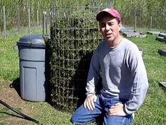 Our Fall/Winter Compost Pile: Ensuring A Steady Supply Of Free Compost - YouTube