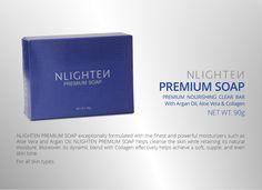 Nlighten Products, Beauty Products, Even Skin Tone, Health Advice, Korean Skincare, Argan Oil, Bar Soap, Aloe Vera, Collagen
