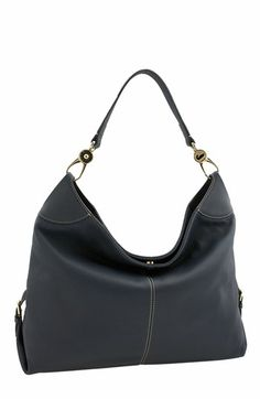 Dooney & Bourke 'Large' Logo Lock Sac available at #Nordstrom