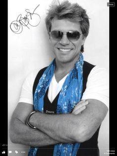 I love Bon Jovi!!