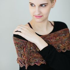 A Shawl for Every Season Crochet Pattern eBook by TheFireflyHook