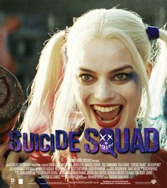 """kane52630: """" Suicide Squad Motion Poster 