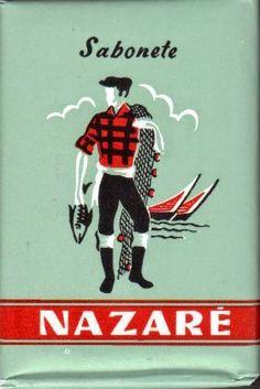 O Vento nem tudo levou: Nazaré...Sabonete