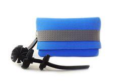 Blue purse gift for her blue handbag for her summer bag for