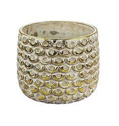 Benzara Stylish Pot Scale Look, Gold Vases Benzara https://www.amazon.com/dp/B077VMKSS8/ref=cm_sw_r_pi_dp_U_x_O6voAbCJ0ADR4