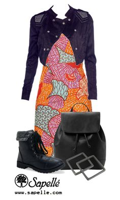 """How Would You Wear This Dress? Look 3"" by sapellestyle ❤ liked on Polyvore featuring MANGO and Aéropostale"