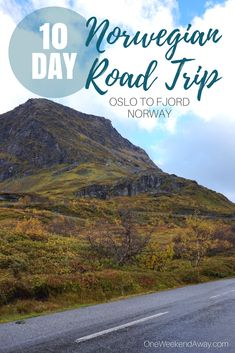 I was sixteen the first time I visited Norway. As part of a European cruise I was on with my mom, we stopped atFlåm, Geiranger and Bergen. For an awkward teenager, it was almost two full weeks of …