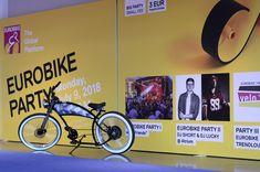 Electric Chopper Bike, Big Party