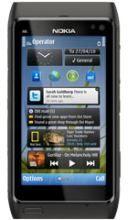 Nokia N8 черен нов с 24 месеца гаранция