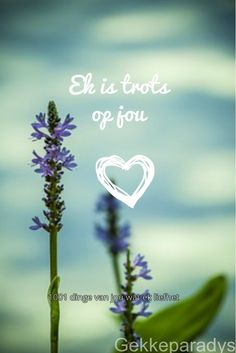 Ek is trots op jou Me Quotes, Qoutes, Afrikaanse Quotes, Good Night Sweet Dreams, Art Prints Quotes, Inspiring Quotes About Life, True Words, Birthday Wishes, Positive Quotes