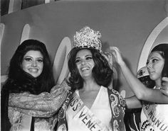 Miss Venezuela 1969 María José Yellici