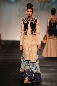 DAY 5 - Vikam Phadnis at Lakme Fashion Week 2014
