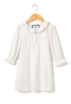 Victoria Nightgown, $46.  Soft and luxurious and made without harmful chemicals.  It's the perfect gift.  Find it at Petite Plume Luxury Children's Sleepwear.  www.petite-plume.com