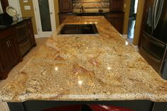 Granite countertop option
