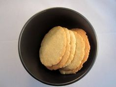 These cookies are light and delicately scented with cardamom and lemon. That is if you don't manage to eat all the dough before baking.