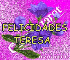 """FELICIDADES A TODAS LAS """"TERESAS""""   #FelizMartes #FelizDía  https://www.cuarzotarot.es/"""