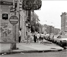 Do Not Enter ~~ Bronx, NYC, 1986