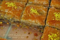 Greek Desserts, Greek Recipes, Spanakopita, Sweet Tooth, Pie, Sweets, Cooking, Ethnic Recipes, Food