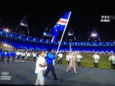 Cape Verde Islands in the 2012 U.S. Olympics