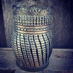 Check out this item in my Etsy shop https://www.etsy.com/listing/252755541/lantern-luminaries-metal-candle-holder