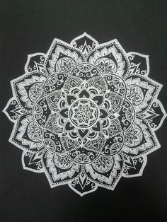 Parece a case do meu celular.  Mandalas. Amo