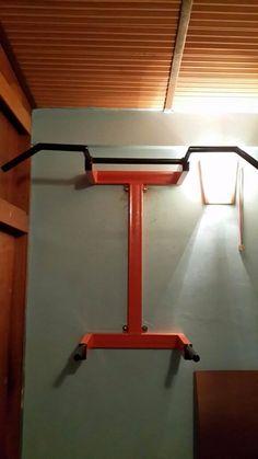 Home Made Gym, Diy Home Gym, Gym Room At Home, Gym Workout Tips, Fitness Workouts, At Home Workouts, Workout Room Home, Workout Rooms, Diy Gym Equipment