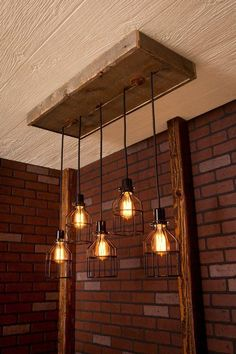 The perfect industrial style lighting for any part of your house design