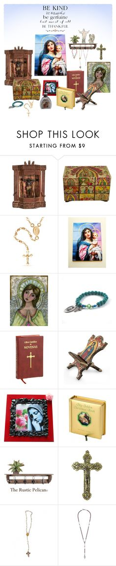 """""""Religious gifts on Polyvore"""" by terrytiles2014 on Polyvore featuring interior, interiors, interior design, Casa, home decor, interior decorating, NOVICA, Bling Jewelry, Givenchy e Bijoux de Famille"""