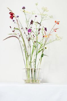 Pflanzen Ikebana Arrangement - Ikebana -Ikebana Arrangement - Ikebana - /// Chris Kabel's Hidden Vases Home Ikebana Arrangements, Spring Flower Arrangements, Ikebana Flower Arrangement, Flower Vases, Spring Flowers, Floral Arrangements, Cactus Flower, Creative Flower Arrangements, Deco Floral