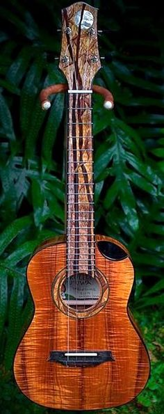 "Woodley White - ""Bamboo Moon"" Pu'uwai Tenor --- https://www.pinterest.com/lardyfatboy/"
